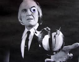 He's not in this movie, obviously he is in Phantasm but this image keeps popping up and it's cool!