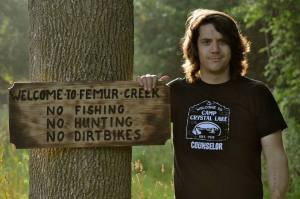 "An interview with Kyle Hytonen - the genius behind ""Massacre at Femur Creek""!"